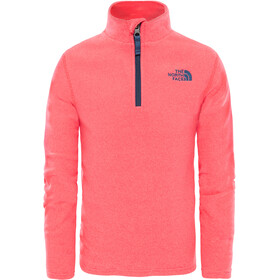 The North Face Glacier - Midlayer Niños - rosa